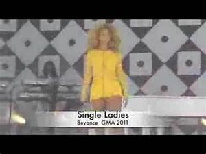 Beyonc - Single Ladies (Put A Ring On It) Top
