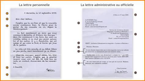 modèle lettre envoi document lettre administrative personnelle mod 232 le lettre envoi