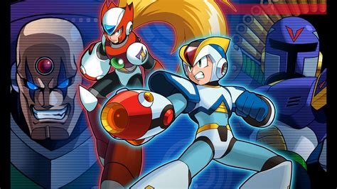 Mega Man X1-x8 Set To Re-release On Multiple Platforms In 2018
