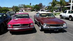 1965 Mustang + 1973 Maverick + 2010 Mustang - YouTube