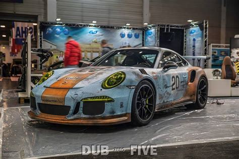 porsche gt3 rs wrap update beater martini wrap gives porsche 911 gt3 rs the