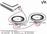 10 Quot Subwoofer Wiring Diagram