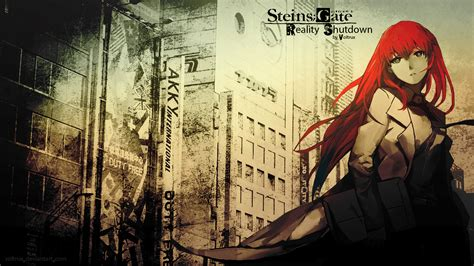 Gate Anime Wallpaper - steins gate wallpapers wallpaper cave