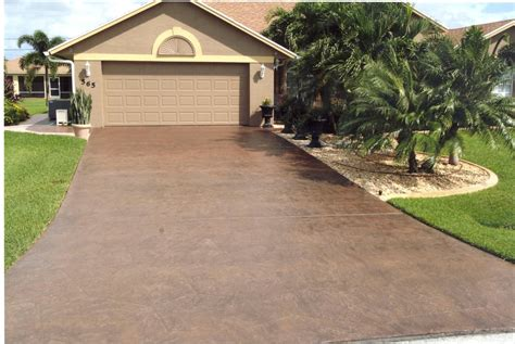 photos of driveways design concrete driveway jmarvinhandyman