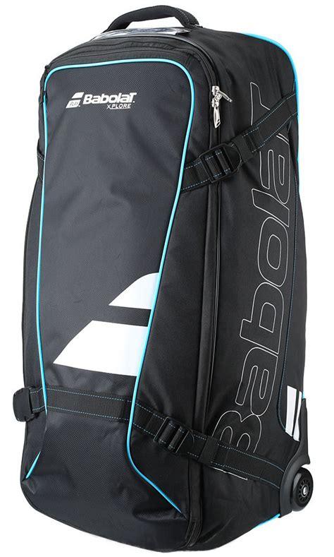 babolat xplore pro travel bags wwheels    tennis