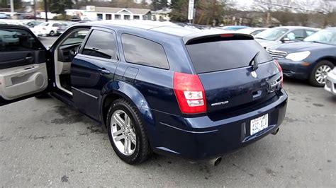 2005 Dodge Magnum Rt by 2005 Dodge Magnum Rt Blue Stock L683905 Walk Around