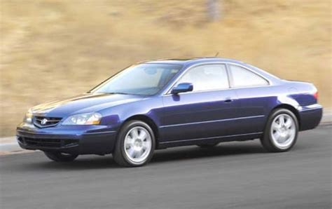 2003 Acura Cl by 2003 Acura Cl Information And Photos Zombiedrive