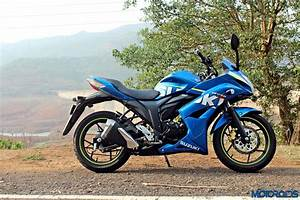 Suzuki Gixxer 250 likely to be showcased at 2016 Auto Expo ...