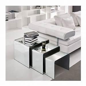 Table Gigogne Design : table gigogne design tania prix d 39 usine designement ~ Teatrodelosmanantiales.com Idées de Décoration