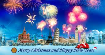 wishing you a merry and a happy new year destinations reached
