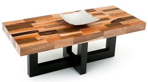 Wohnzimmertisch Holz Modern by Modern Wood Coffee Table Designs And Photos
