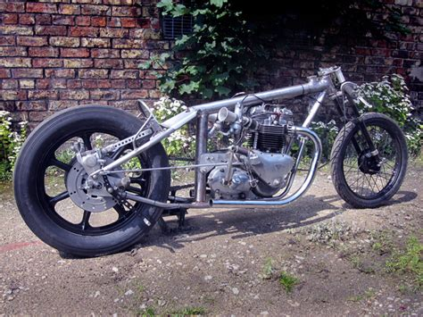 Alf Hagon Frame And Parts, Bsa Motor
