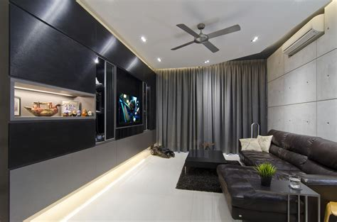 Apartment Design For by Modern Apartment Design With A Striking Contrast