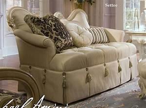 Lavelle Blanc Sofa By Aico Sofas