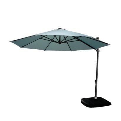 target patio umbrella threshold offset patio umbrella blue 11 target