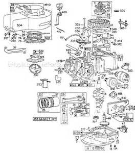 Briggs and Stratton 675 Engine Diagram