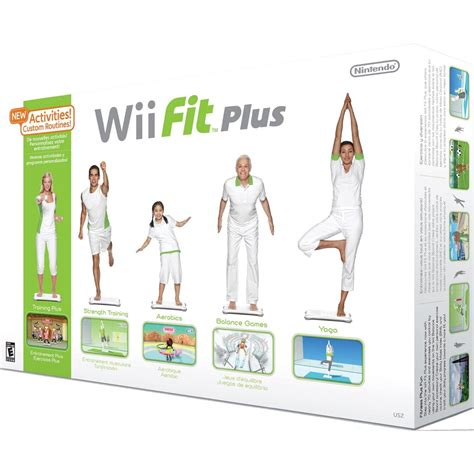 pedana wii fit plus study concludes physical no impact on