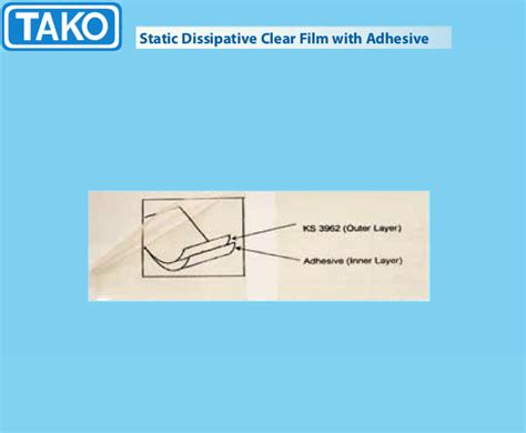 Static Dissipative Tile Grounding Detail by Static Dissipative Clear With Adhesive