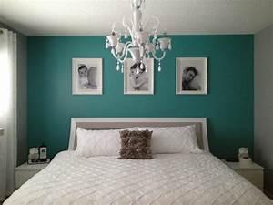Deco chambre vert canard for Quelle couleur avec le bleu 16 couleur peinture chambre a coucher