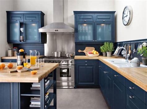 deco cuisine bleu cuisine cagne découvrez toutes nos inspirations