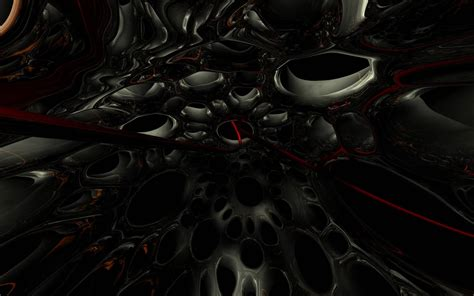 3d Wallpapers Black by Black 3d Wallpapers Wallpaper Cave