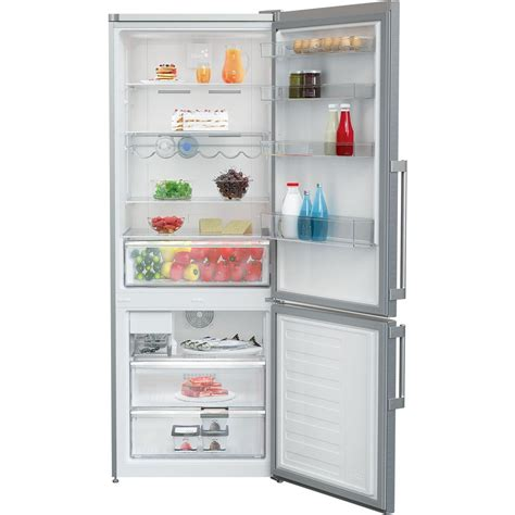 brfbss blomberg   cu ft bottom freezer refrigerator ice maker