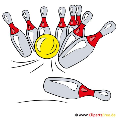 cliparts bowling