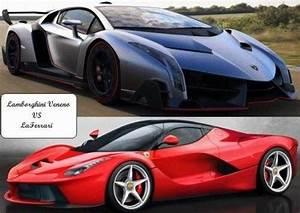 Ferrari Vs Lamborghini : lamborghini veneno vs laferrari which is the greatest supercar torque news ~ Medecine-chirurgie-esthetiques.com Avis de Voitures