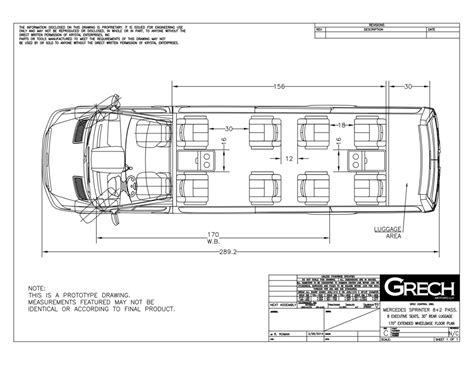 Sprinter dimensions and capacities passenger van sprinter cargo van. Sprinter Limo | Shuttle Buses for Sale | Grech Motors