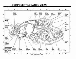 2000 Dodge Intrepid Power Window Parts Diagram  Dodge