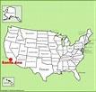 Santa Ana Maps | California, U.S. | Maps of Santa Ana