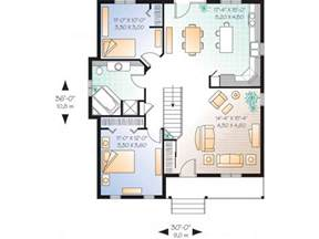 simple home floor plans small one story house simple one story house plan 1 story house blueprints mexzhouse