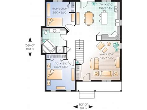 simple one house plans small one house simple one house plan 1