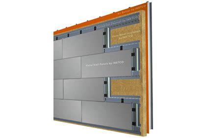 rainscreen wall system    building enclosure