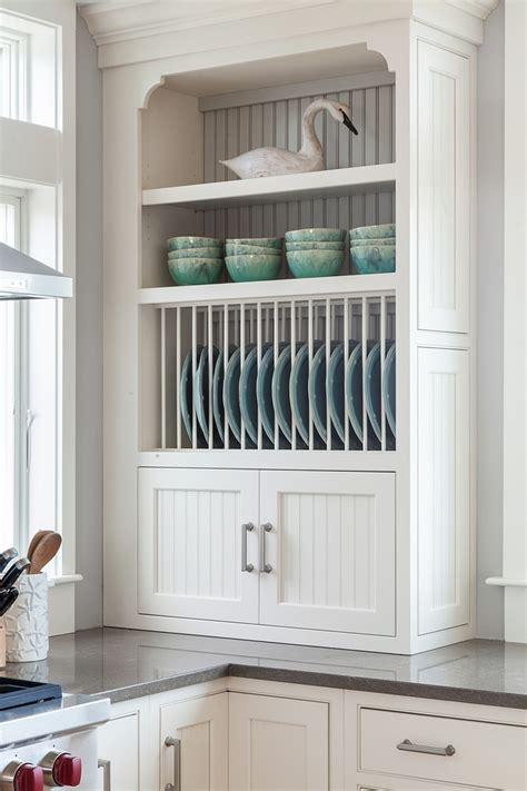 plate rack kitchen cabinet shingle cottage design home bunch interior design 4280