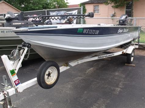 Sylvan Aluminum Boat Reviews sylvan 16 rod boats for sale