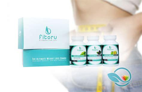 fitoru slim pack keto weight loss system  diet