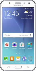 ZTE Warp 7 vs Samsung Galaxy J7 - Visual phone size compare
