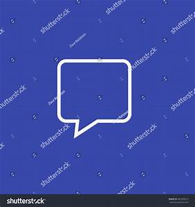 Facebook Comment Icon Vector Message Graphic Stock Vector ...