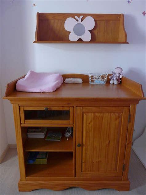 chambre bebe pin massif occasion en clasf maison