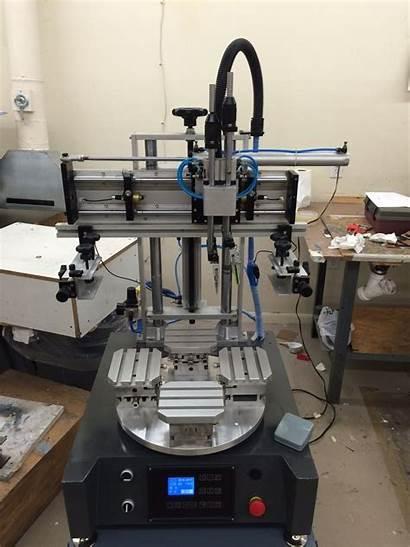 Rotary Printing Screen Machine Msp