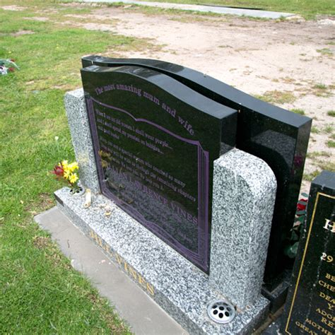 granite headstone designs marble memorial gravestones