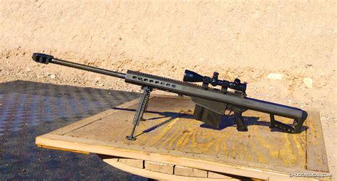 Shoot A 50 Caliber Sniper Rifle In Vegas