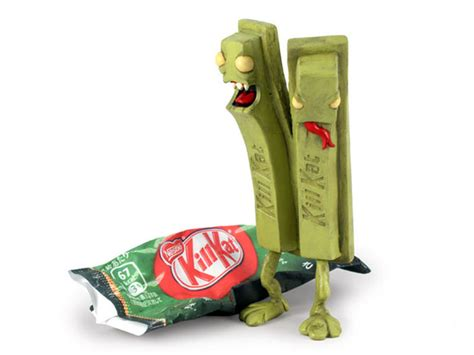Creepy Candy by Artist Andrew Bell | Foodiggity