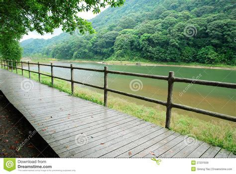 Wooden Path Royalty Free Stock Images   Image: 27231939
