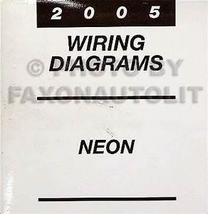 2005 Dodge Neon Wiring Diagram