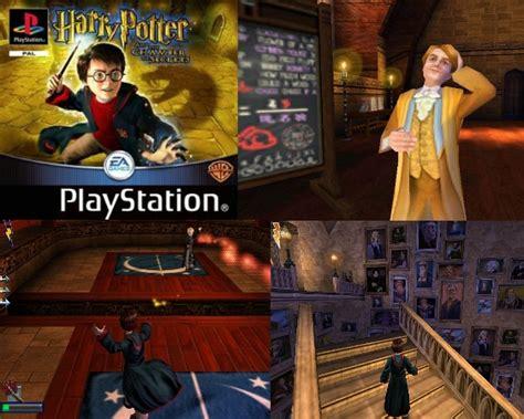 harry potter et la chambre des secrets pc harry potter et la chambre des secrets ps1