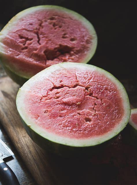 pick  juicy ripe watermelon spank  white