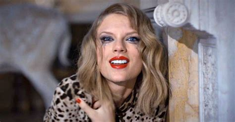 Taylor Swift Cries, Screams, Stabs In Crazy 'blank Space