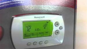 Diy-honeywell Wi-fi Thermostat Install - Part 1